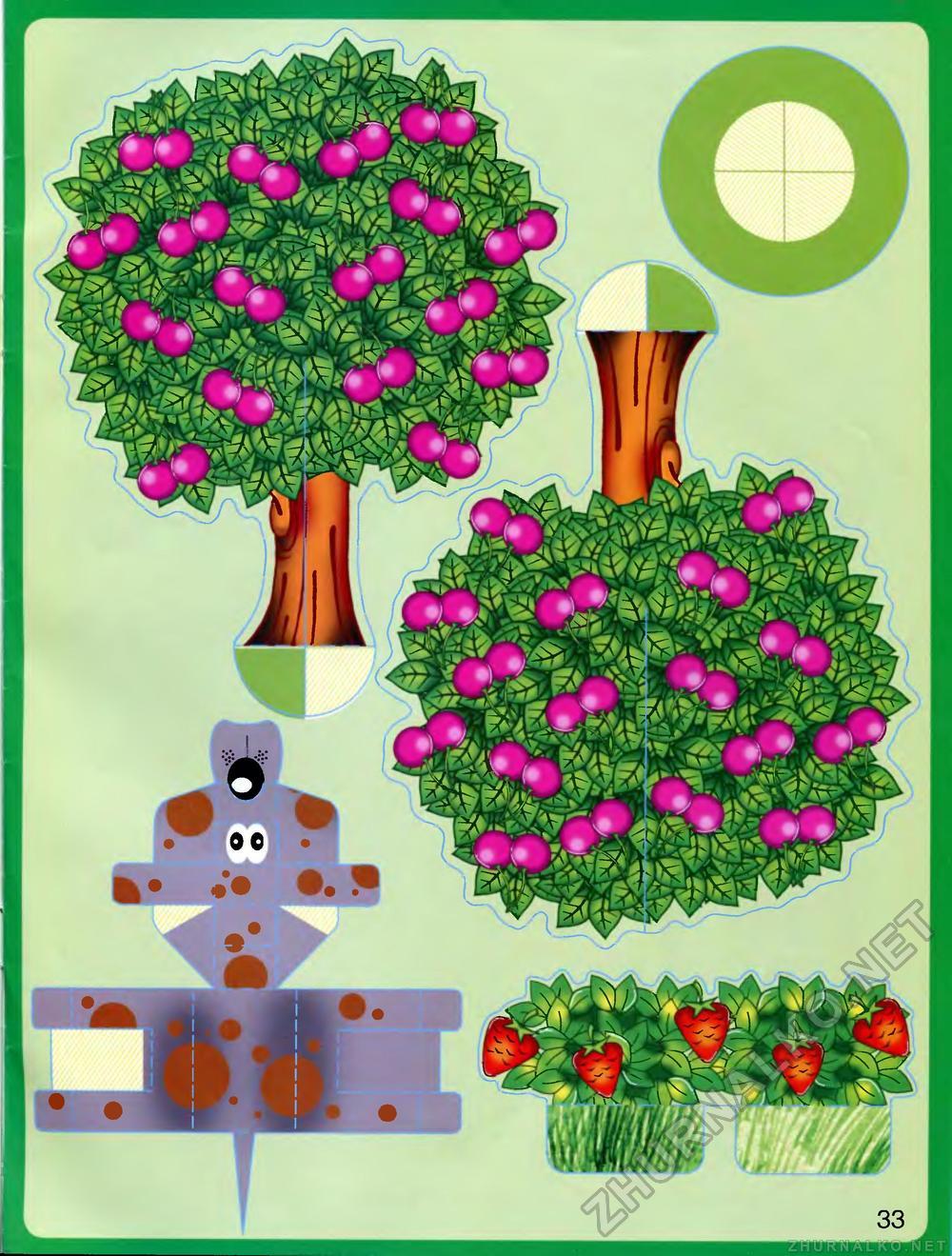Комнатное растение «Каллы» своими руками для детей 5-7 лет. Мастер-класс 49