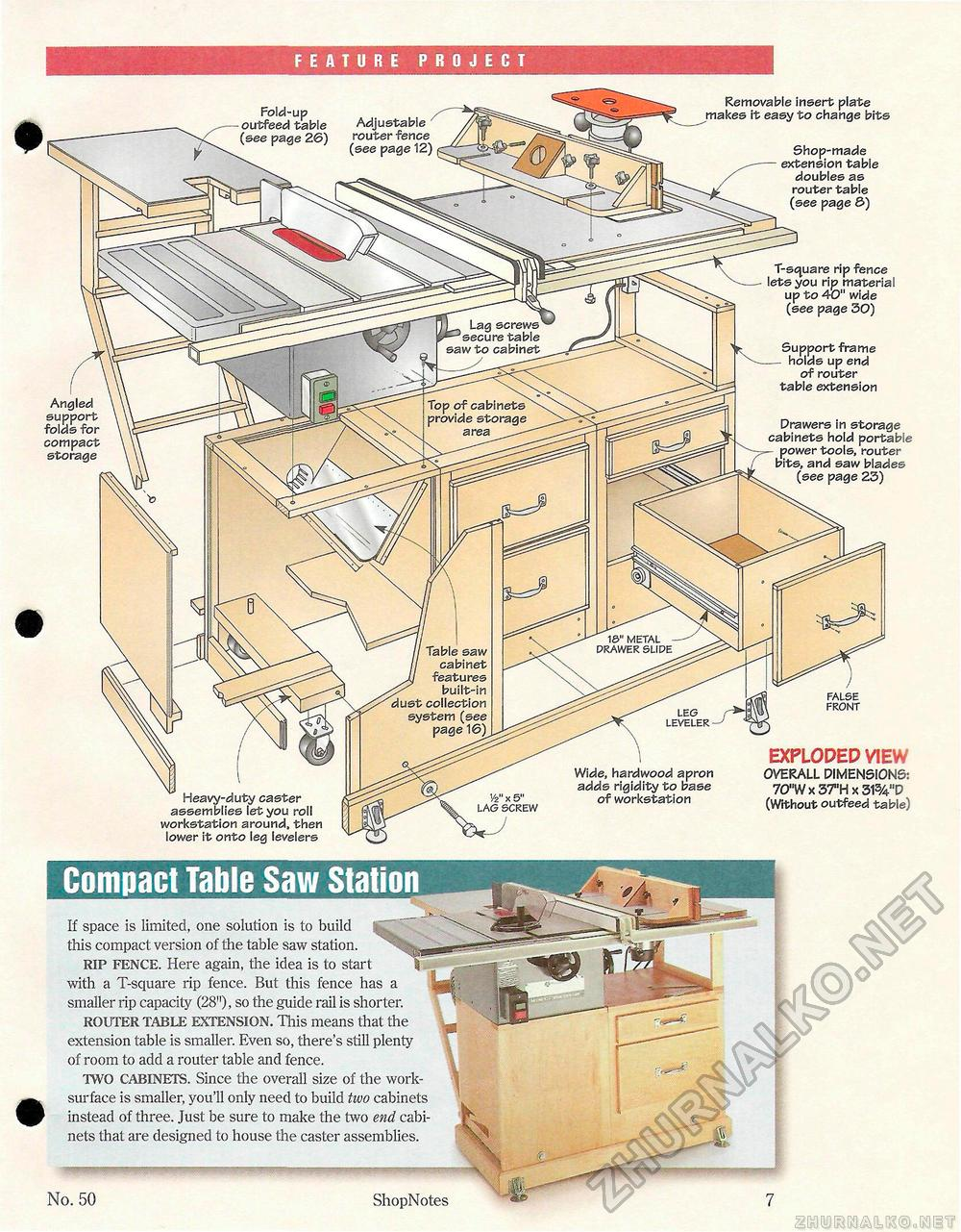 50 table saw workstation 7 for Table 6 4 cobol conversion project schedule