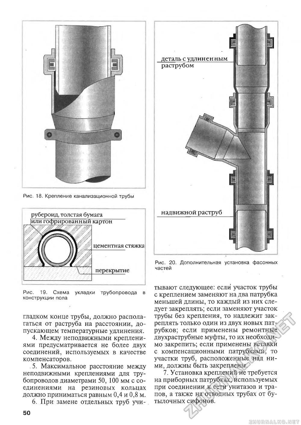 Как сделать раструб на канализационной трубе