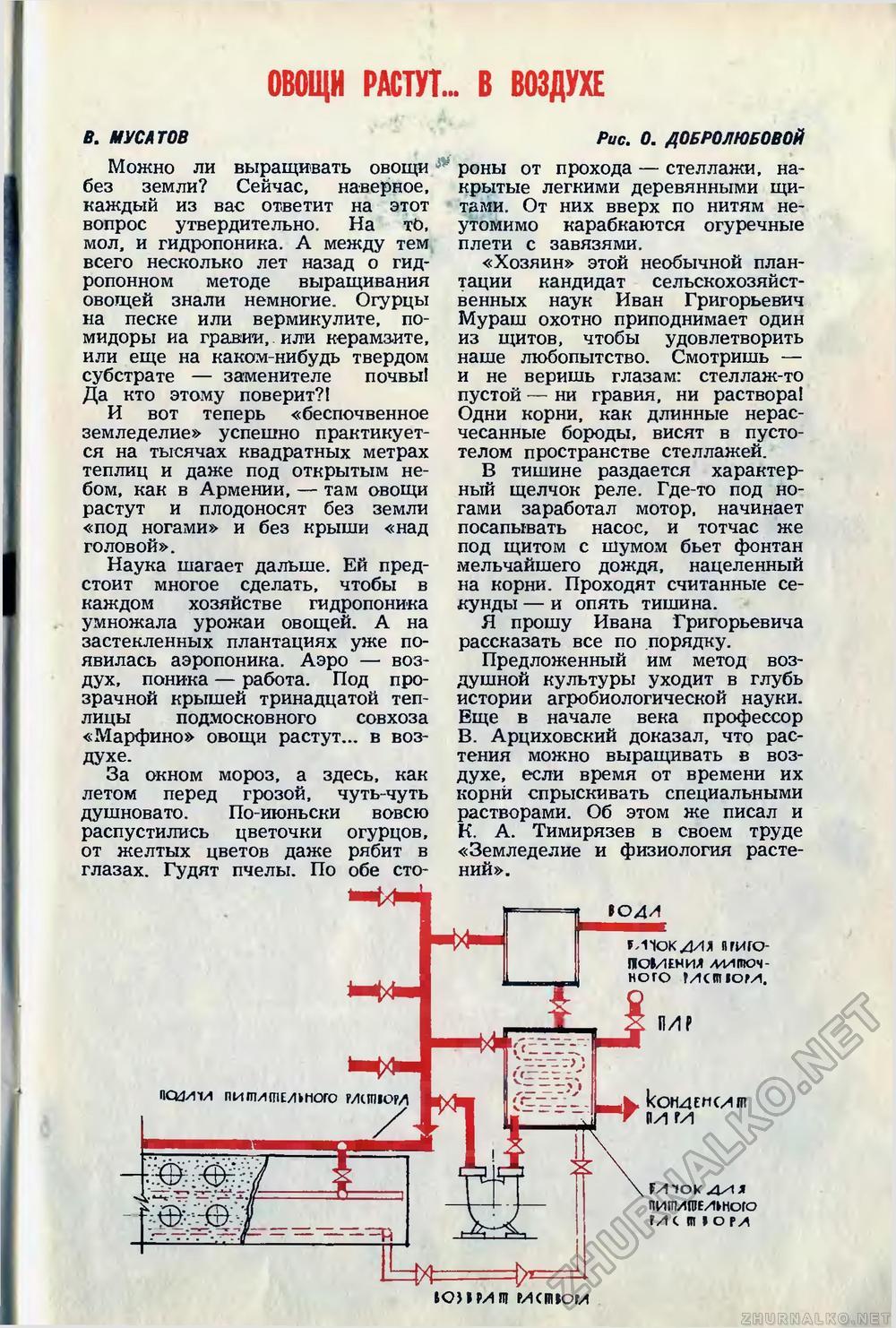 Юный техник 1964 05 страница 21