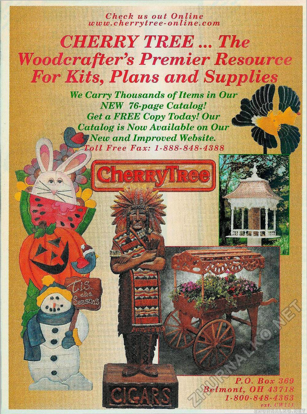 Creative Woodworks & crafts 2001-03, страница 34