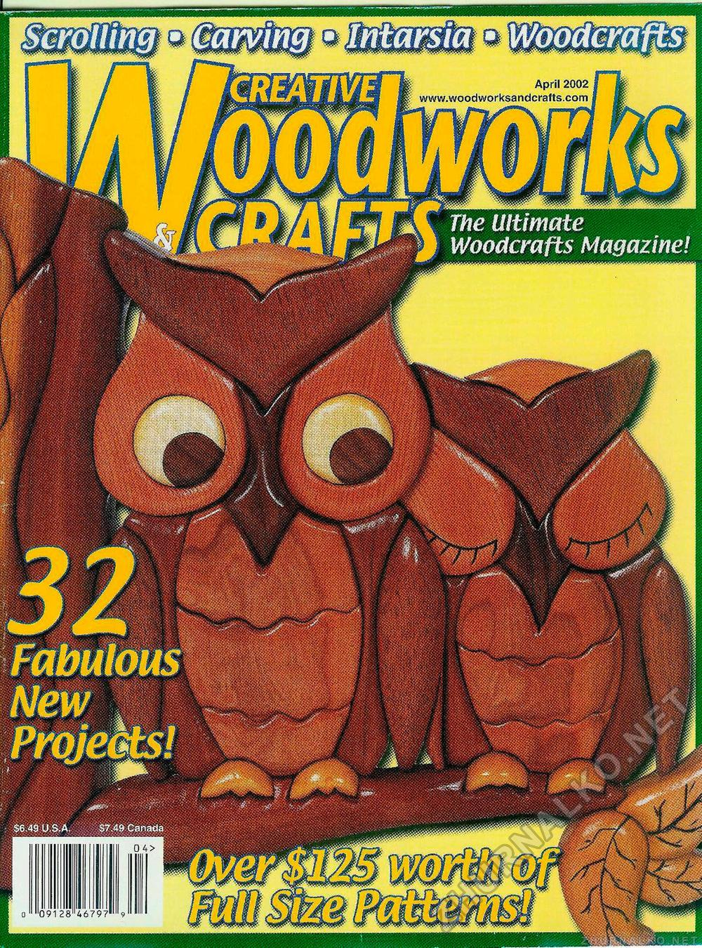 Creative Woodworks & crafts 2002-04, страница 1