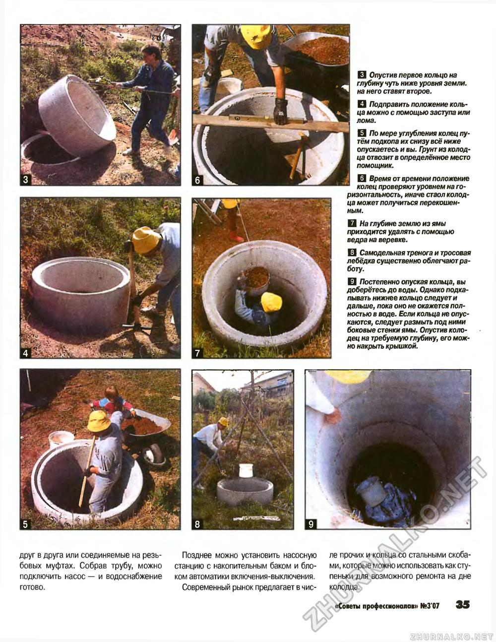 Технология бурения скважины под воду 86