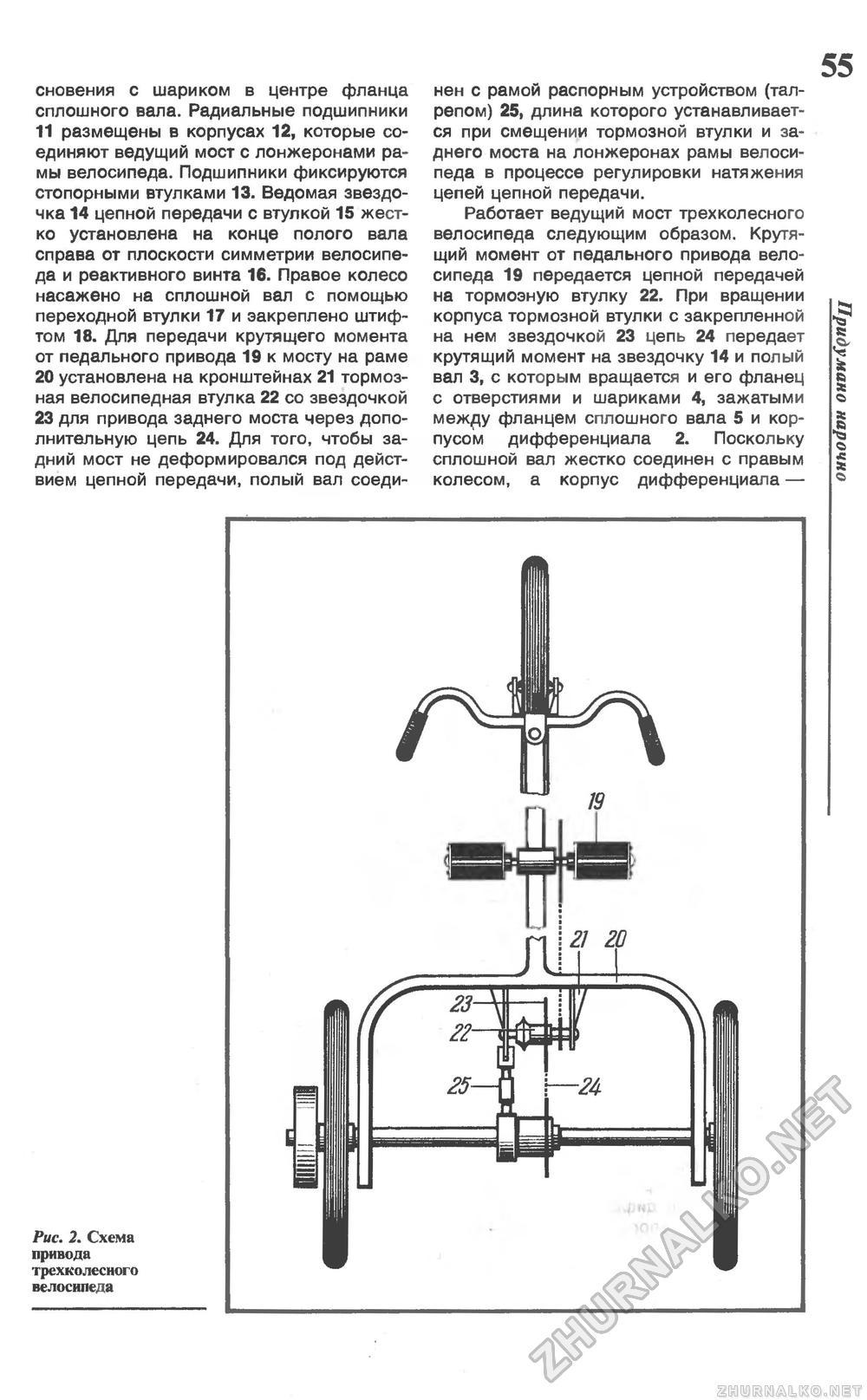 Трехколесные велосипеды своими руками: пошаговая инструкция 64