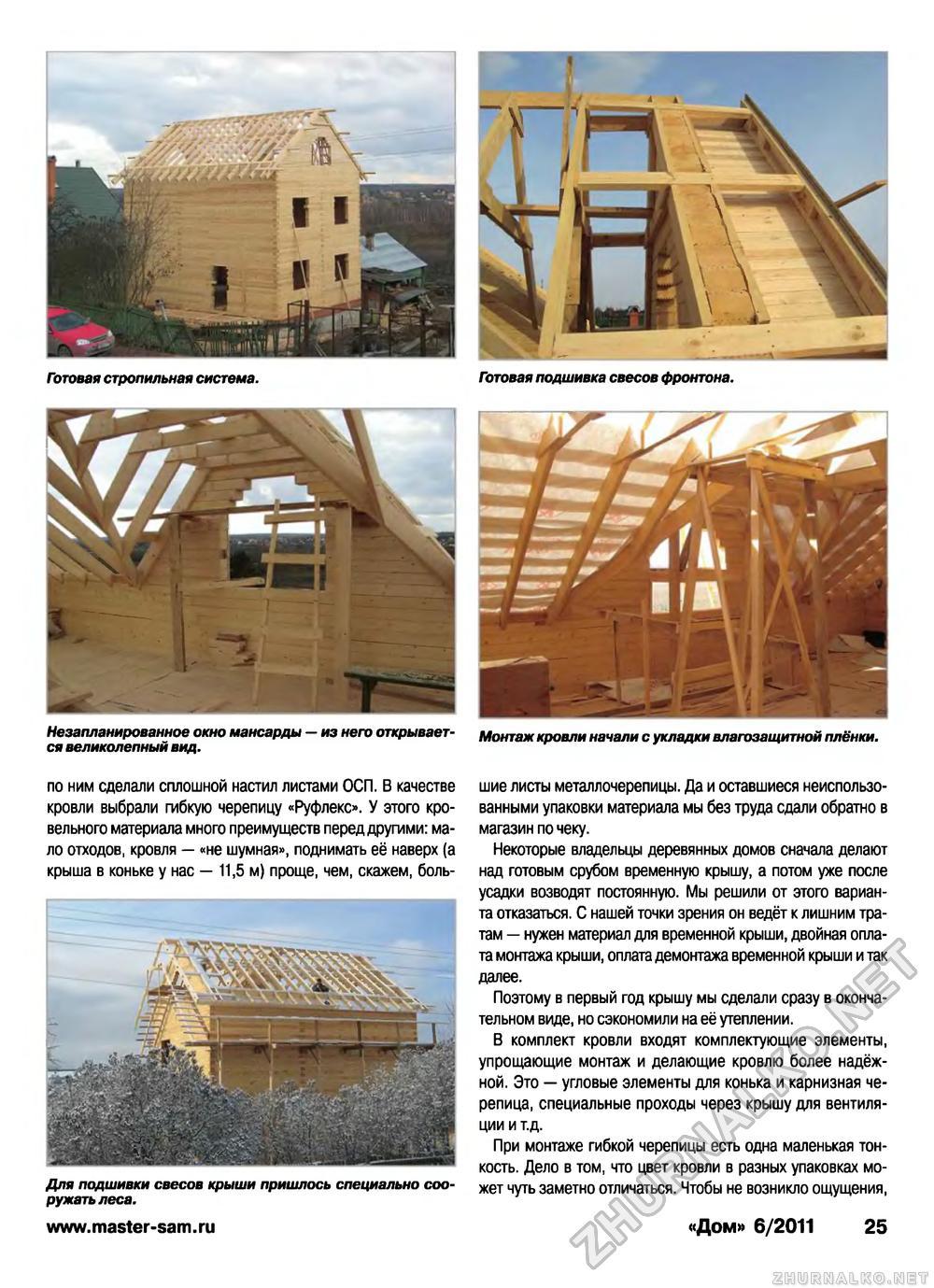Как сделать фронтонные свесы крыши деревянного дома