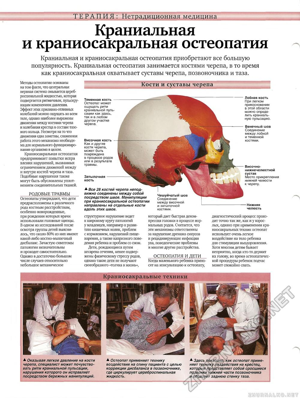 остеопатия при межпозвоночной грыже отзывы
