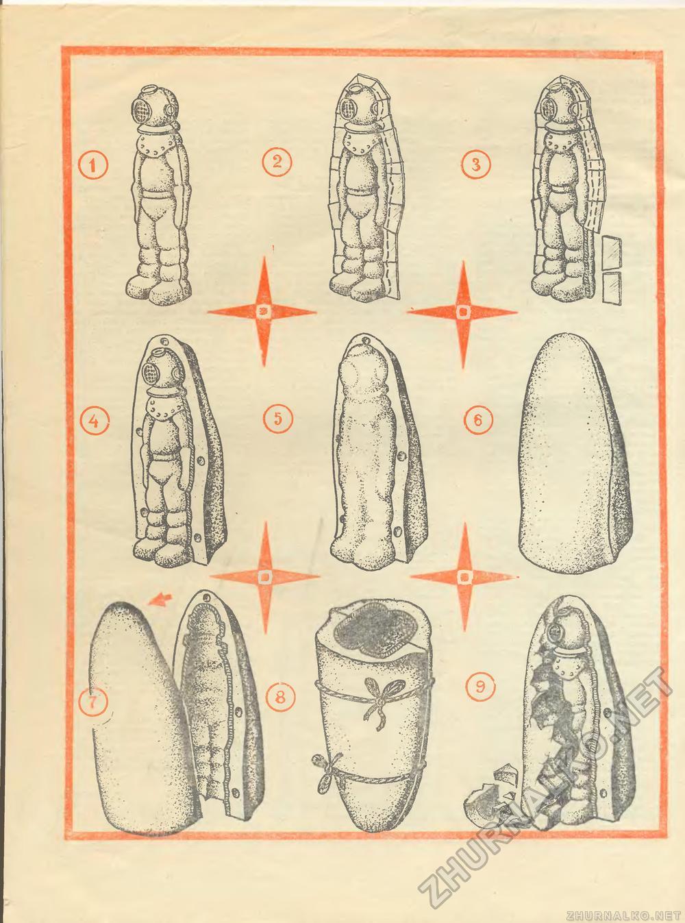 Изготовление гипсовой формы для литья Ярмарка Мастеров 52