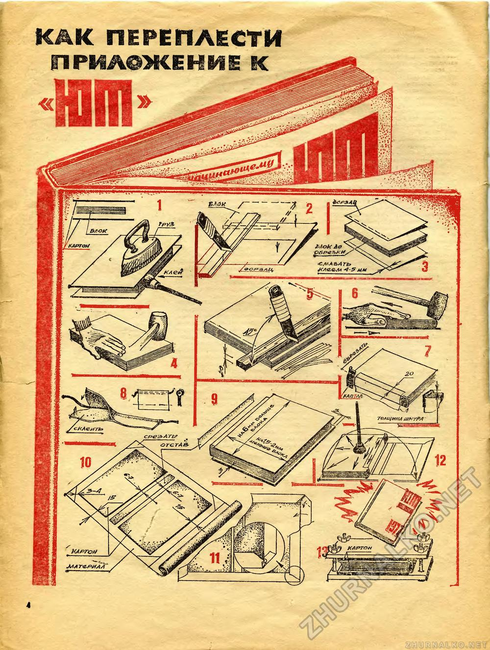 Как сделать ремонт книгу