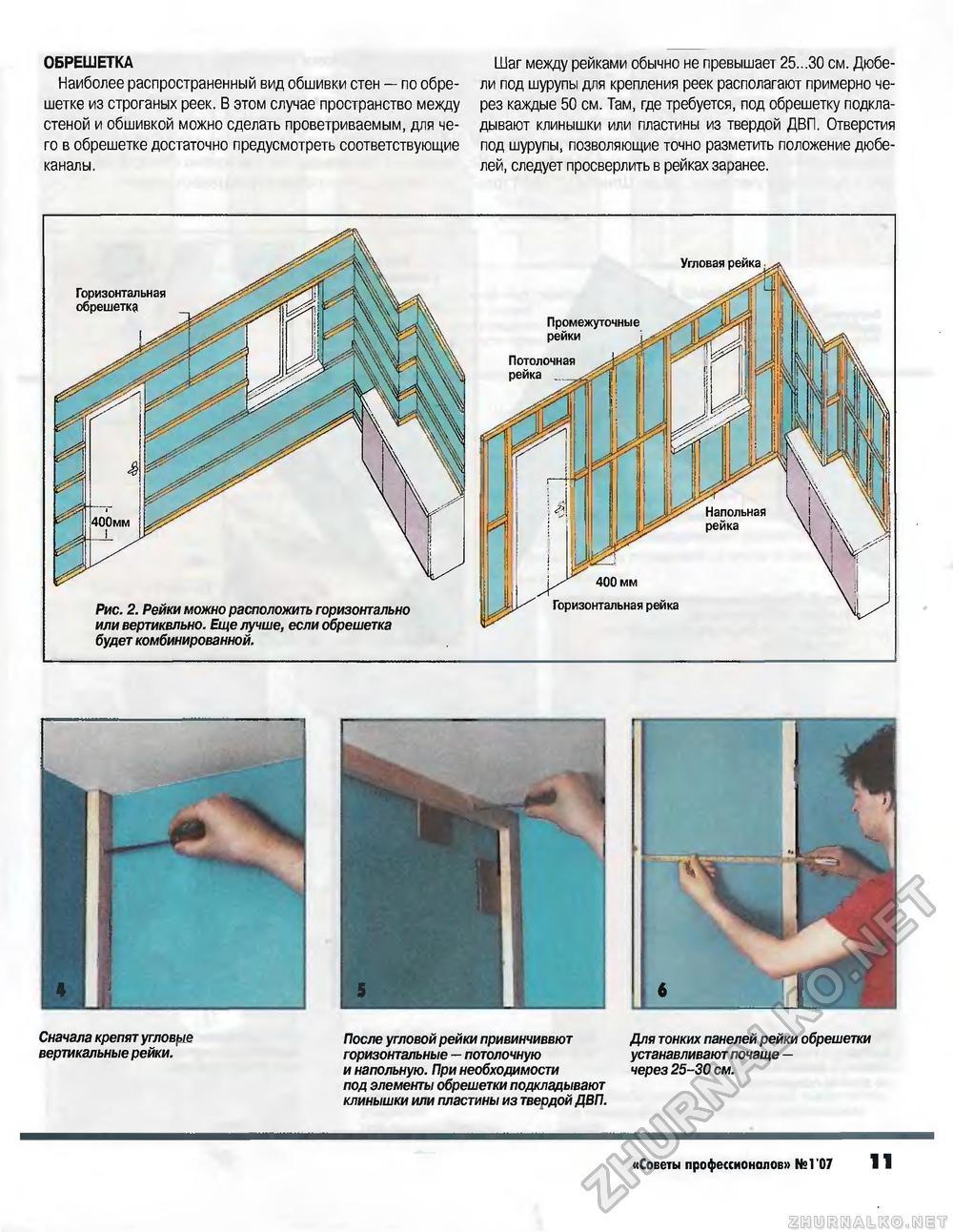 Обрешетка для стеновых панелей пвх своими руками 74