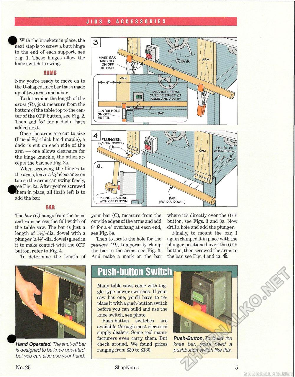 25 - Special Table Saw Issue, страница 5