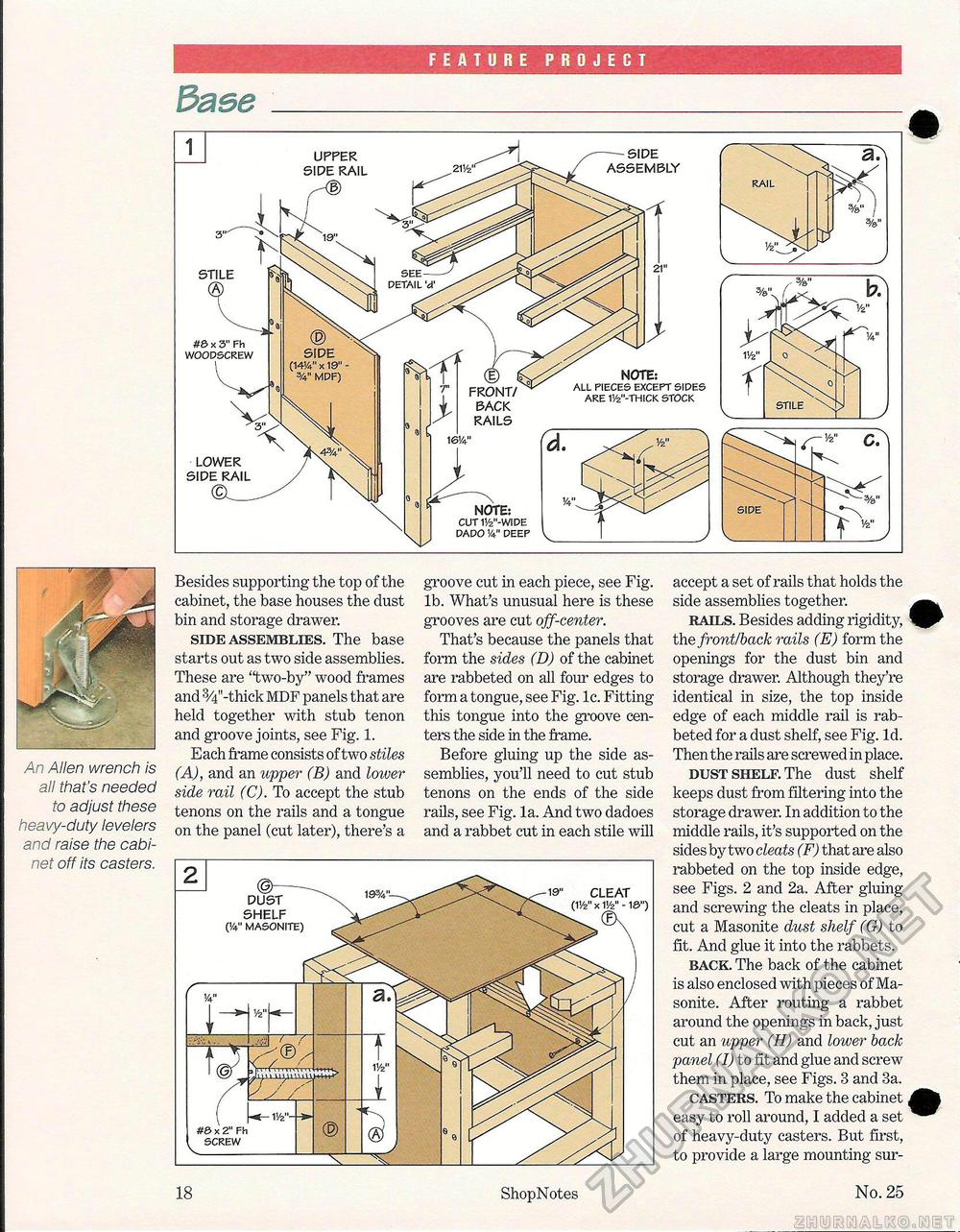 25 - Special Table Saw Issue, страница 18