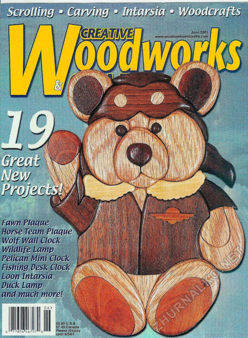 Creative Woodworks & crafts 2001-06, страница 1
