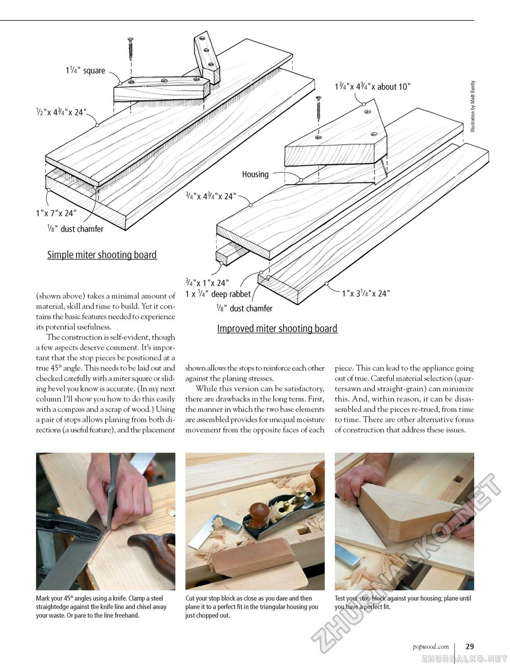 Popular Woodworking 2003-08 № 135, страница 31