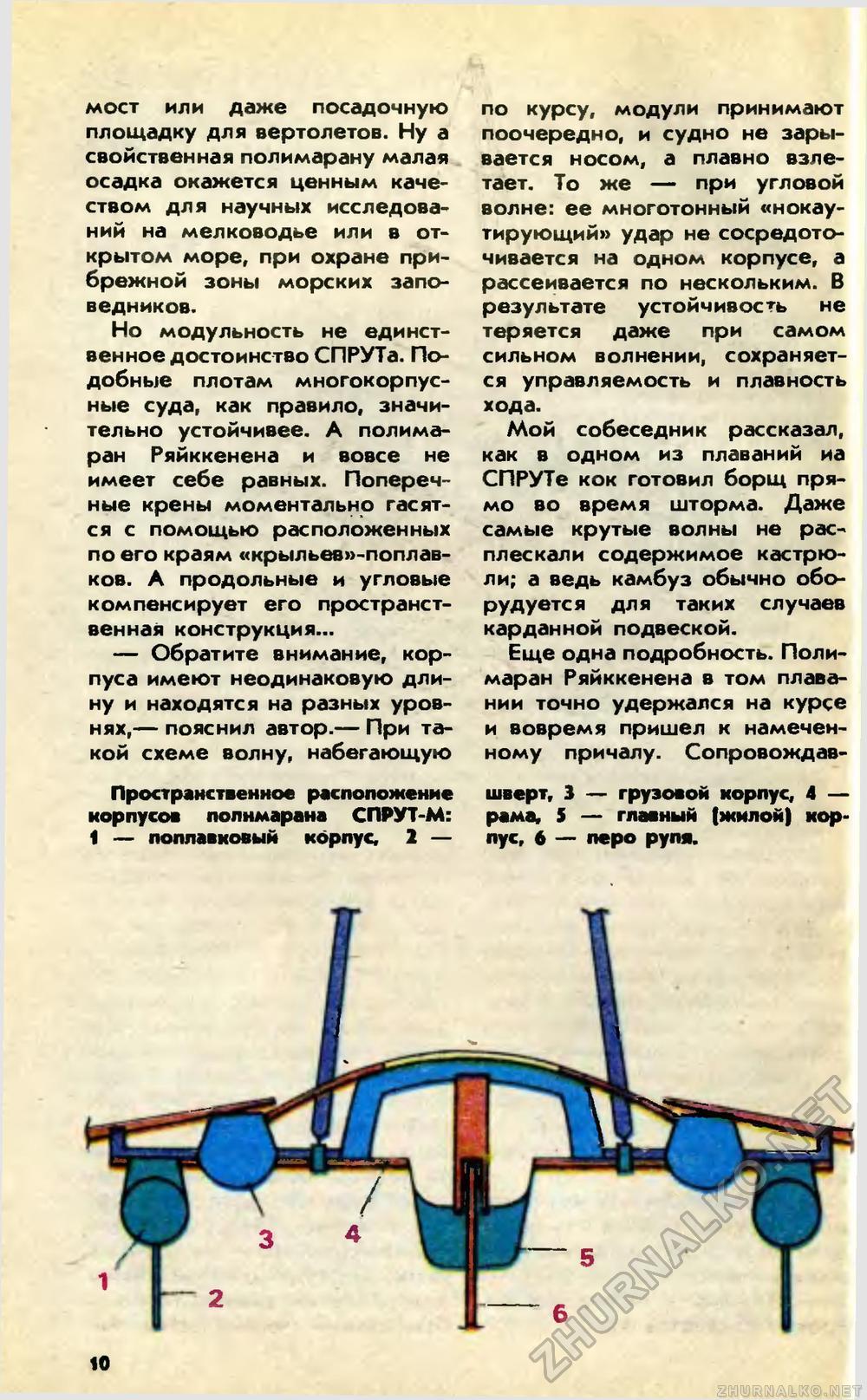 Юный техник 1992 01 страница 12