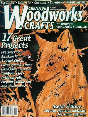 Creative Woodworks & crafts 2004-04