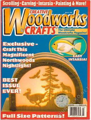 Creative Woodworks & crafts 1998-03