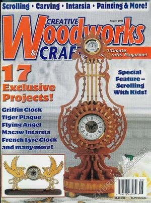 Creative Woodworks & crafts 2000-08