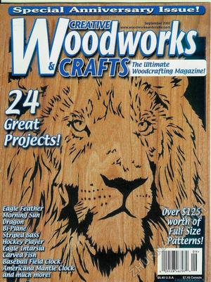 Creative Woodworks & crafts 2002-09