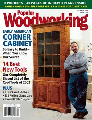 Popular Woodworking 2002-12 № 131