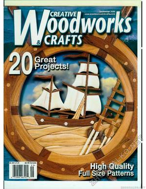Creative Woodworks & crafts 2005-09