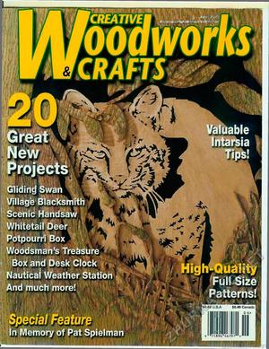 Creative Woodworks & crafts 2005-06