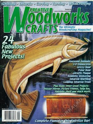 Creative Woodworks & crafts 2003-09