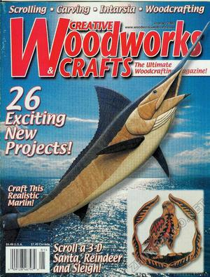 Creative Woodworks & crafts 2003-01
