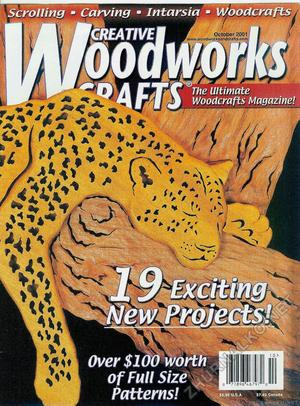 Creative Woodworks & crafts 2001-10