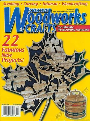 Creative Woodworks & crafts 2003-03