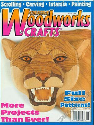 Creative Woodworks & crafts 1997-08