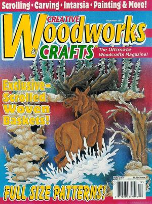 Creative Woodworks & crafts 1997-12