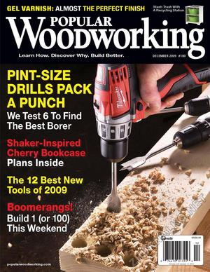 Popular Woodworking 2009-12 № 180