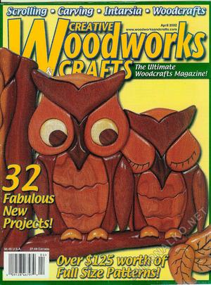Creative Woodworks & crafts 2002-04