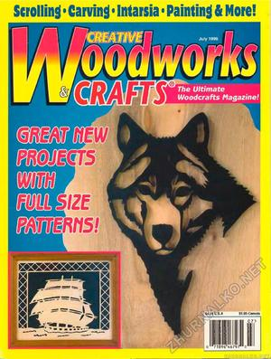 Creative Woodworks & crafts 1998-07