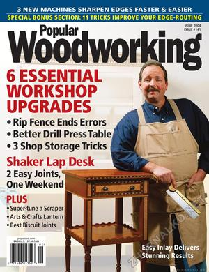 Popular Woodworking 2004-06 № 141