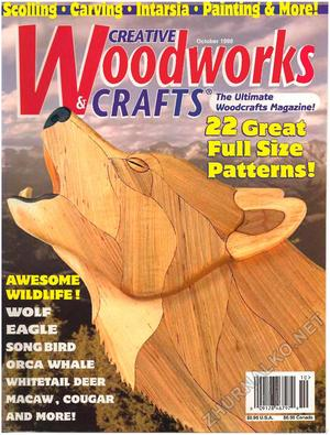 Creative Woodworks & crafts 1999-10