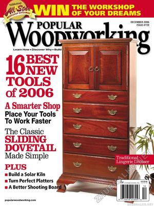 Popular Woodworking 2006-12 № 159