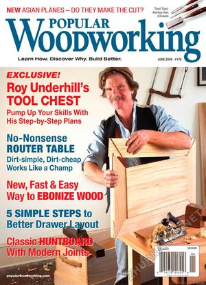 Popular Woodworking 2009-06 № 176