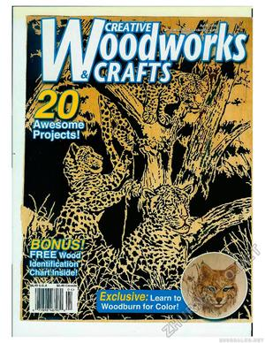 Creative Woodworks & crafts 2005-04