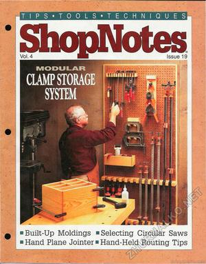 19 - Clamp Storage System