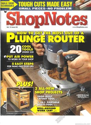 90 - Get the Most out of a Plunge Router