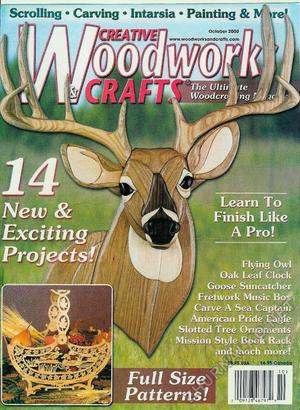 Creative Woodworks & crafts 2000-10