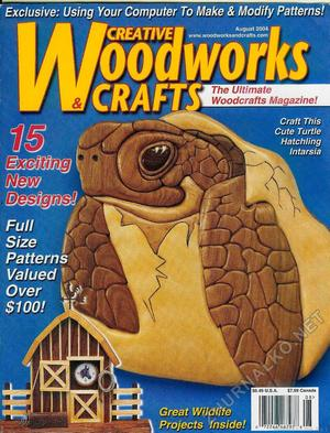 Creative Woodworks & crafts 2004-08