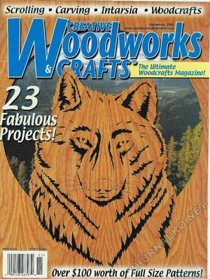 Creative Woodworks & crafts 2001-11