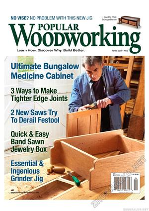 Popular Woodworking 2009-04 № 175