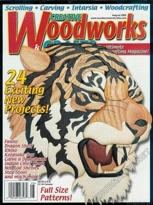 Creative Woodworks & crafts 2002-08