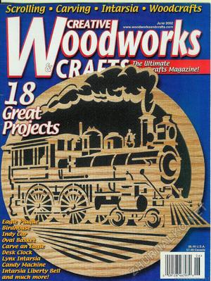 Creative Woodworks & crafts 2002-06