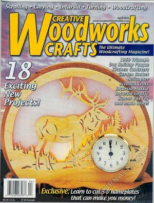 Creative Woodworks & crafts 2003-04