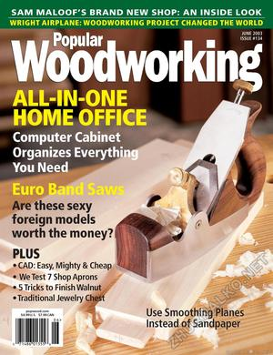 Popular Woodworking 2003-06 № 134