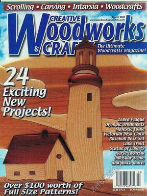 Creative Woodworks & crafts 2002-03